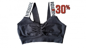 Nebbia Performance Collection Women Elastic Singlet Nebbia