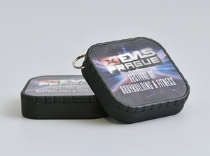 USB with video from EUROPE'S GRANDEST FESTIVAL OF BODYBUILDING AND FITNESS