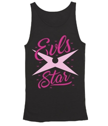 Women Tank Top EVLS Showdow Black