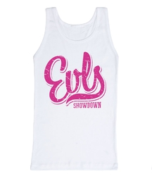 Women Tank Top EVLS Showdow White